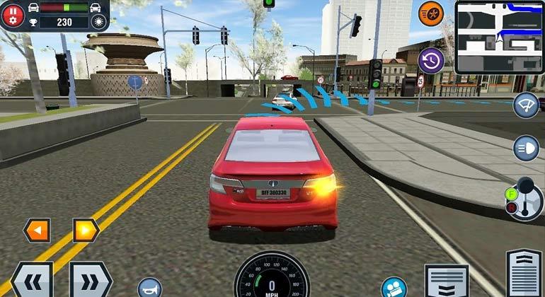 تحميل برنامج تعليم قيادة السيارات للمبتدئين 3d للاندرويد ويب فوكس